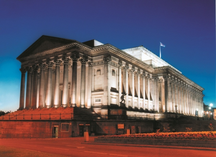St George's Hall Charitable Trust presents: Lord Michael Heseltine in conversation with Shelagh Fogarty
