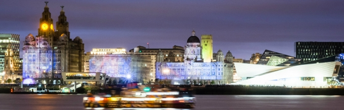 Iconic Liverpool Waterfront is crowned England's Greatest Place