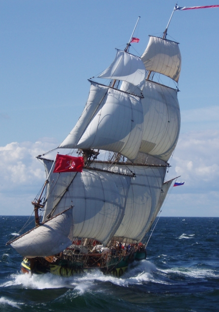 Shtandart Tall Ship