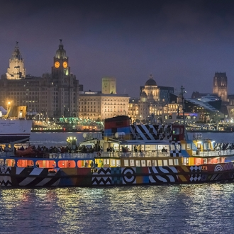 Mersey Ferries 2018 Cruises