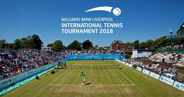 Williams BMW Liverpool International Tennis Tournament 2018