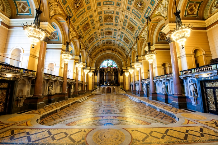 St George's Hall Charitable Trust is on the hunt for new members to help shape the future of one of Liverpool's most iconic buildings.