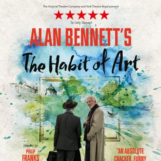 Former Everyman Company actor Matthew Kelly returns to Liverpool with The Habit of Art at the Playhouse