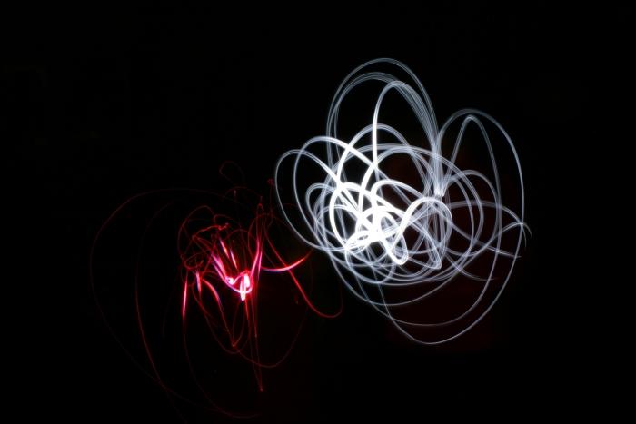 OPEN EYE – Light painting workshops