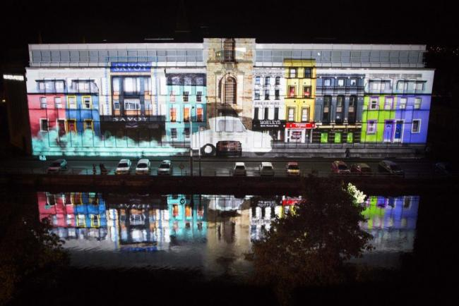 Spectacular light show to round off St Helens 150thanniversary celebrations and Borough of Culture.