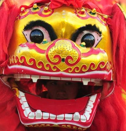 Chinese Zodiac Masks