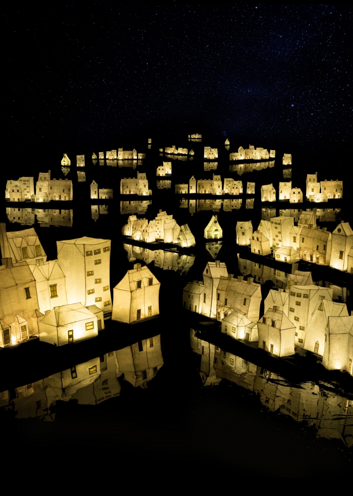 Spectacular floating city of light and glowing animals coming to Sefton Park this February half-term