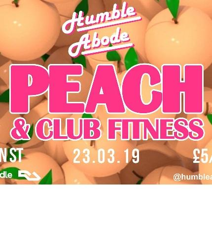 Humble Abode Present Peach