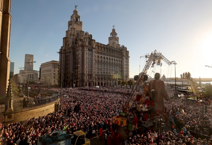 Culture Liverpool scoops double at event 'Oscars'