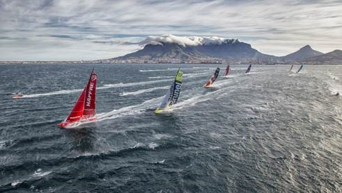 City in race to host Blue Riband sporting spectacle-The Ocean Race