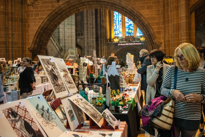The Winter Arts Market returns this weekend