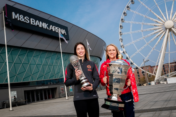 Rugby League World Cup 2021 and Vitality Netball World Cup 2019 sign unique partnership agreement