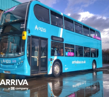 Arriva bus services in the North West will increase from Sunday 31 May