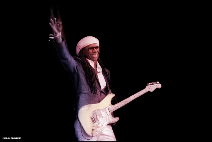 Liverpool International Music Festival Announces Nile Rodgers & Chic As Festival Headliner