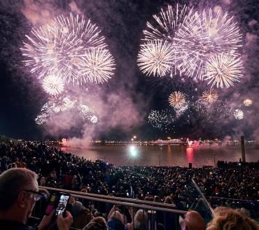 River of Light Fireworks