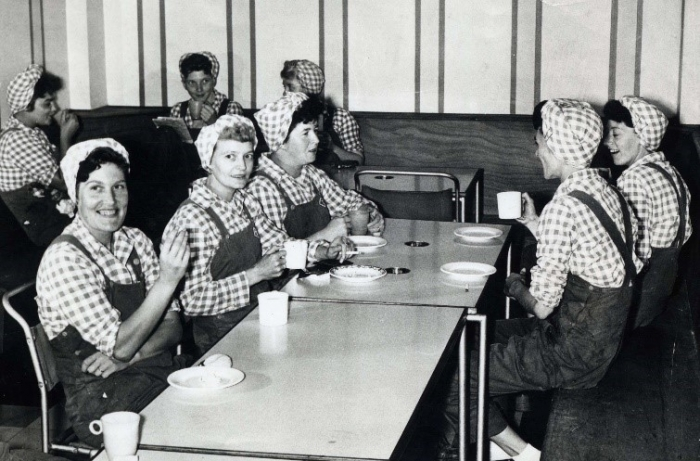The Sugar Girls – Vintage Garden Tea Party