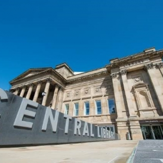 A heritage first for Central Library