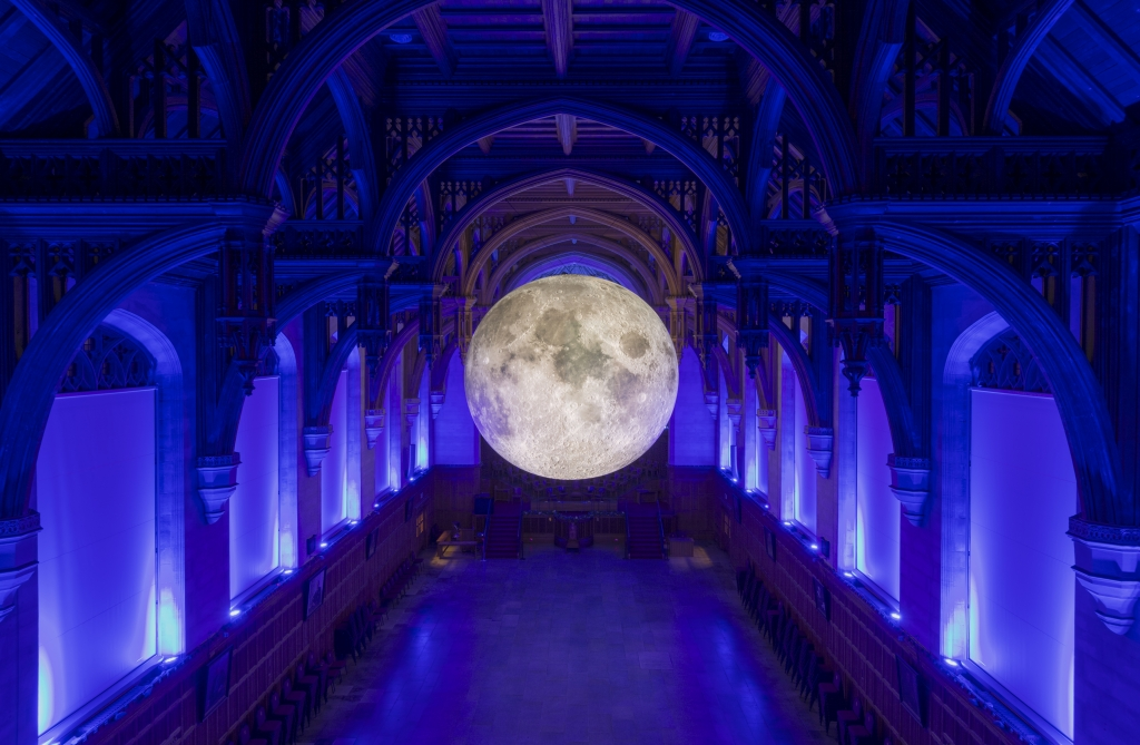 Book your trip to the moon in Birkenhead - Culture Liverpool