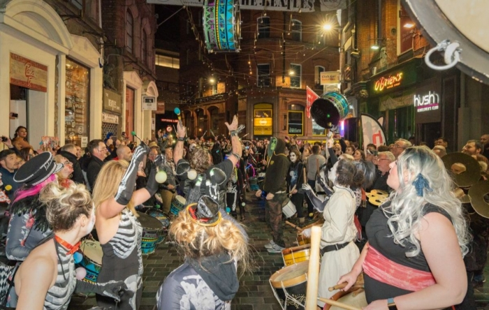 Liverpool One to be the stage for Katumba Halloween Parade big finale