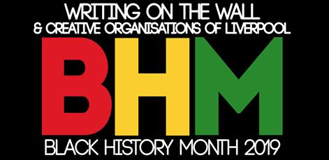 Writing on the Wall announce incredible programme of events for Black History Month Festival
