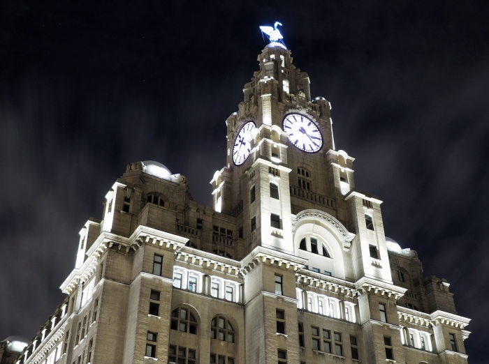 The Royal Liver Building to pay respects to fallen heroes with commemorative light display.