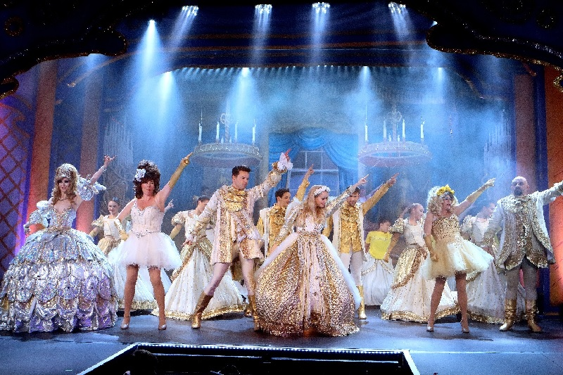 Liverpool audiences are having a ball at city's Cinderella panto