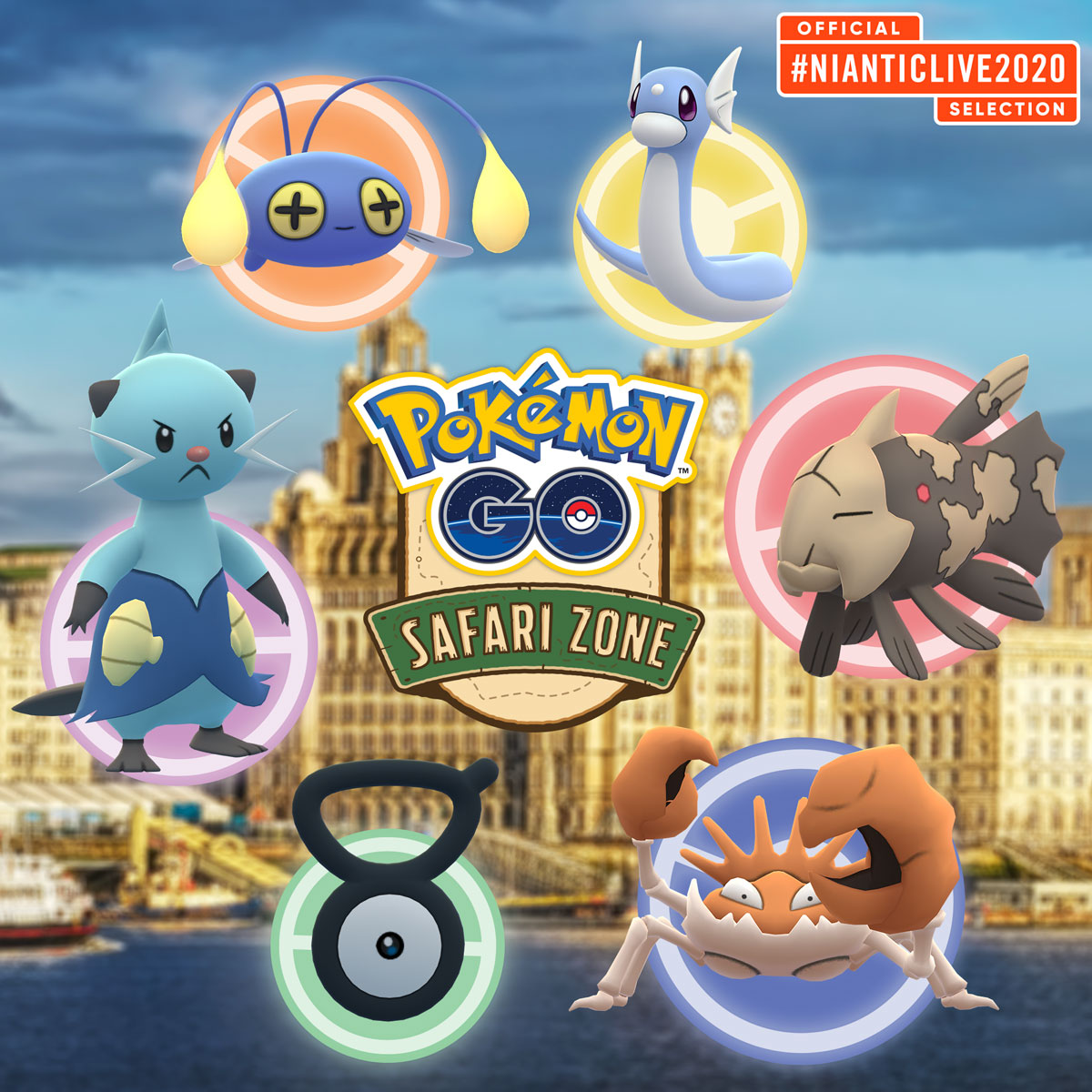 Pokémon GO for Liverpool!