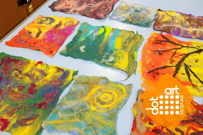 Textile Arts Course with Catherine Carmylie