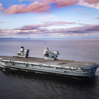 Tickets available to visit HMS Prince of Wales