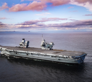 Royal Navy aircraft carrier HMS Prince of Wales to make inaugural visit to Liverpool