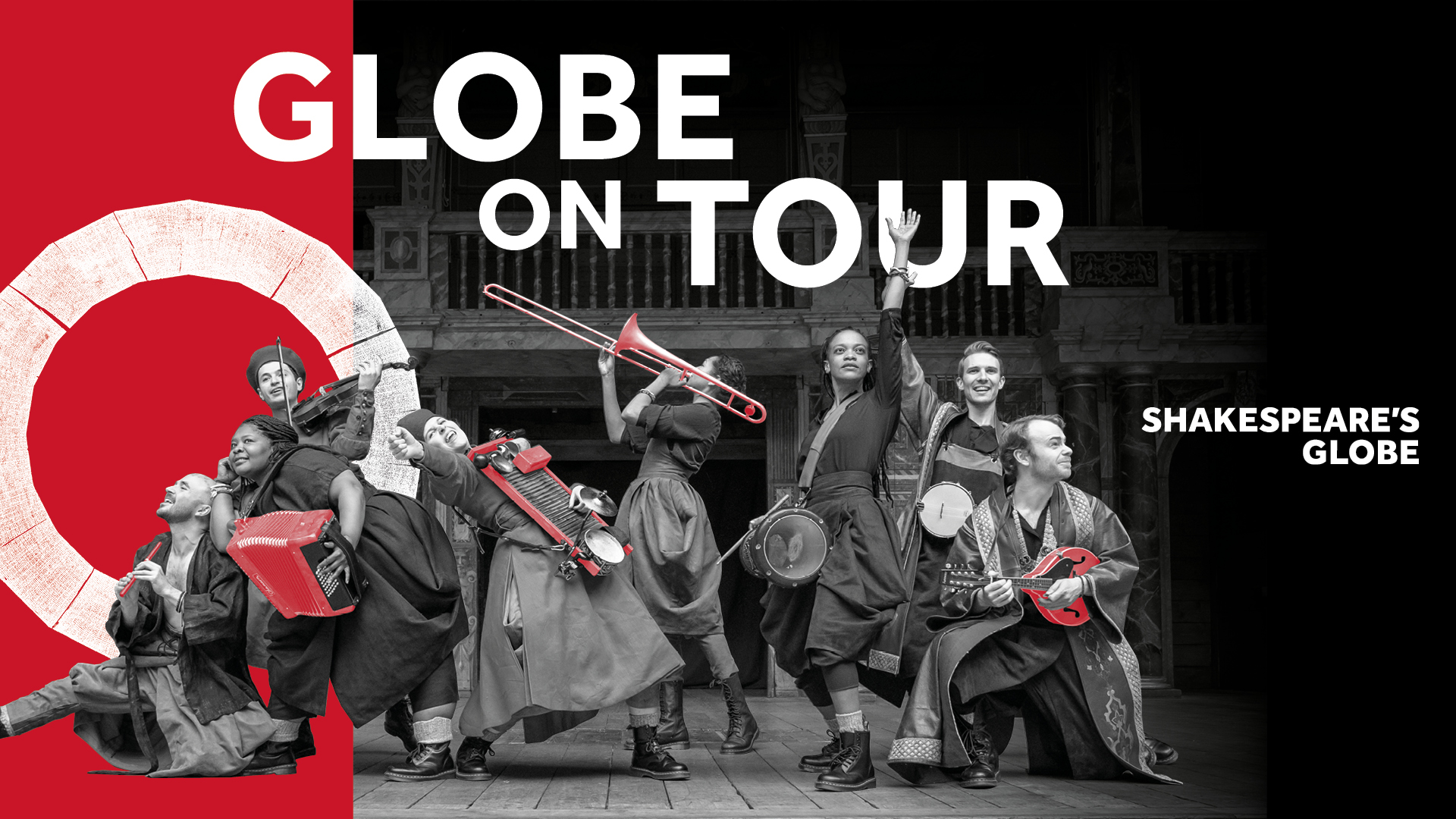 The Reader brings Shakespeare's Globe on tour to Liverpool