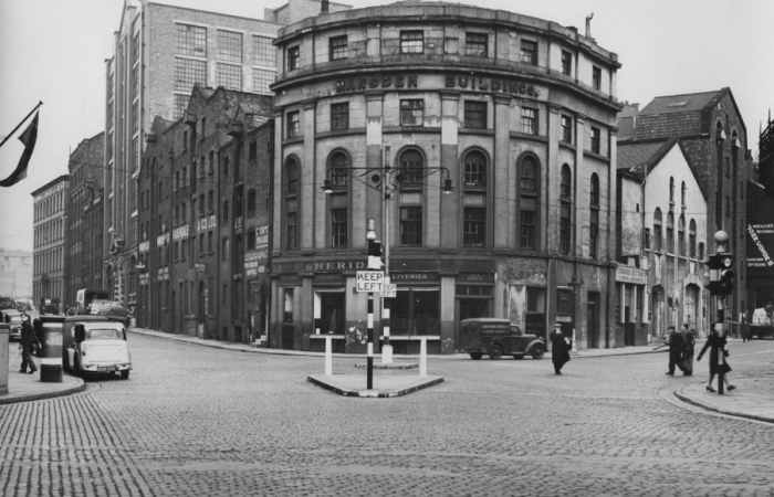 The Changing Faces of Liverpool City Centre - The Marsden Building