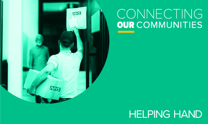 Connecting our Communities: Helping Hand