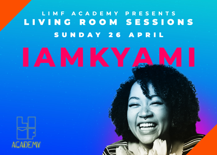 LIMF Living Room Sessions: Iamkyami