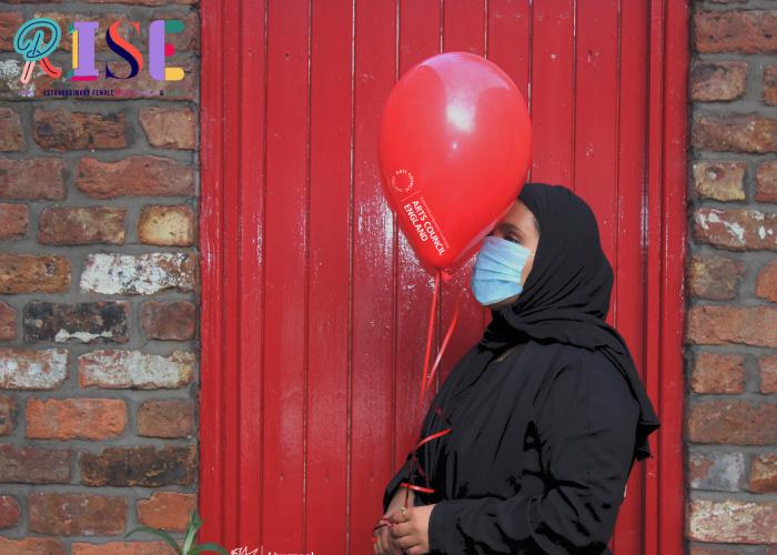 Amina Atiq: Pandemic
