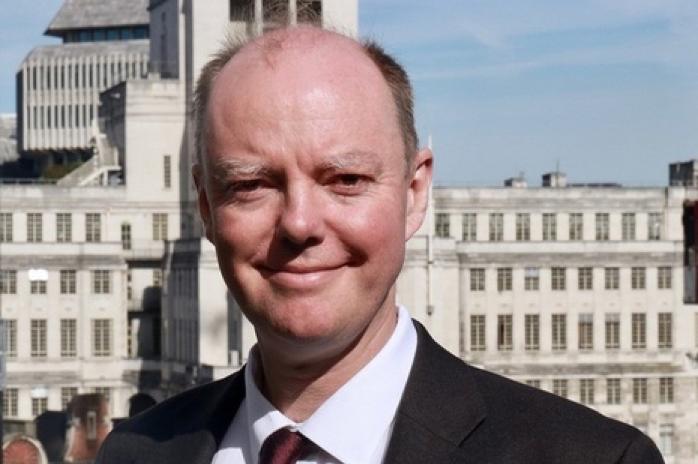 Professor Chris Witty