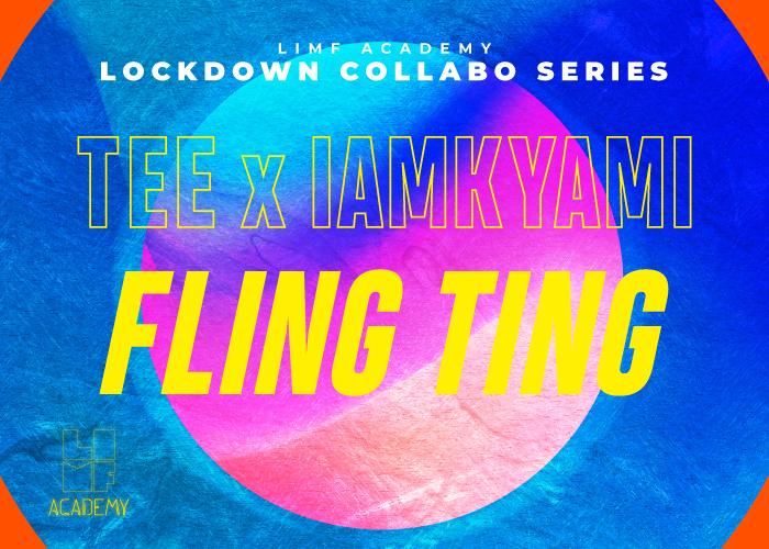 Tee x Iamkyami - Fling Ting