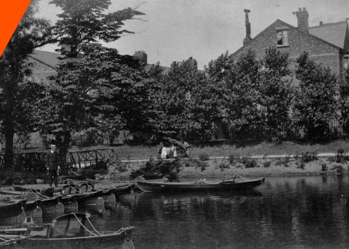 Greenbank Park, 1909