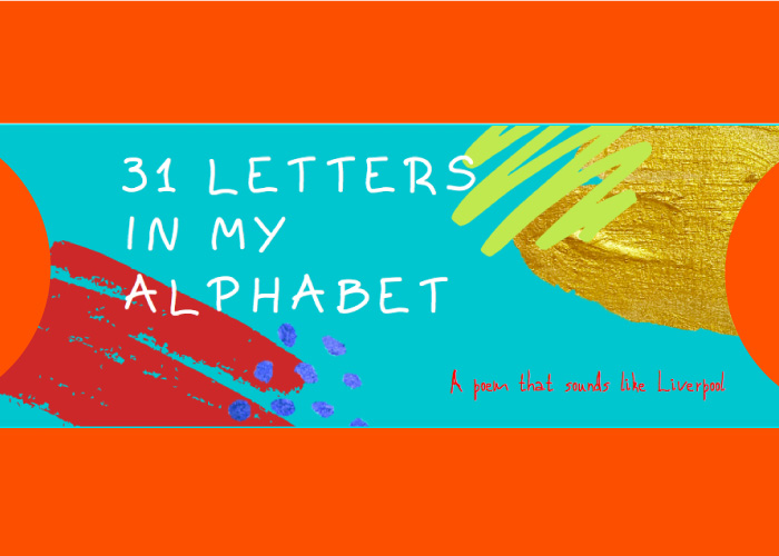 Becky Downing: 31 Letters in My Alphabet