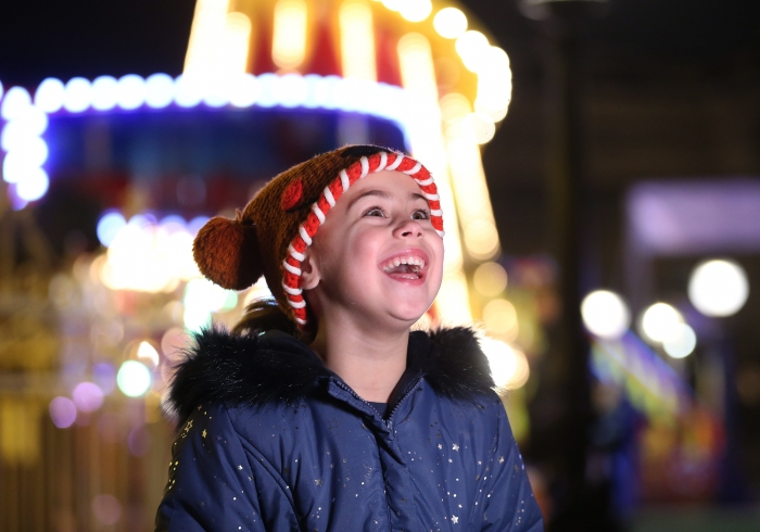 Liverpool's Christmas Market 2019