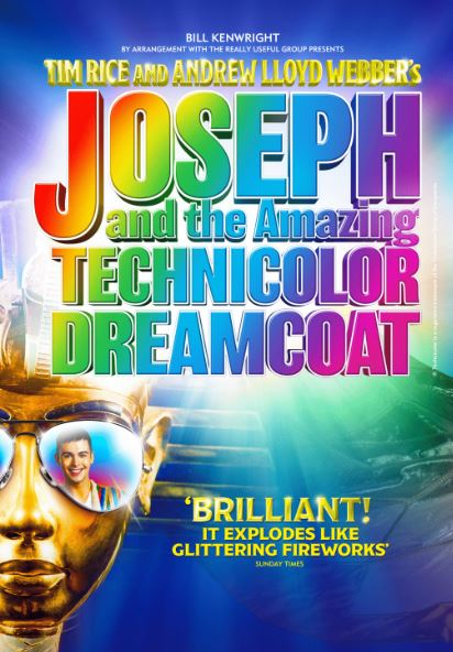 Joseph And The Amazing Technicolor Raincoat