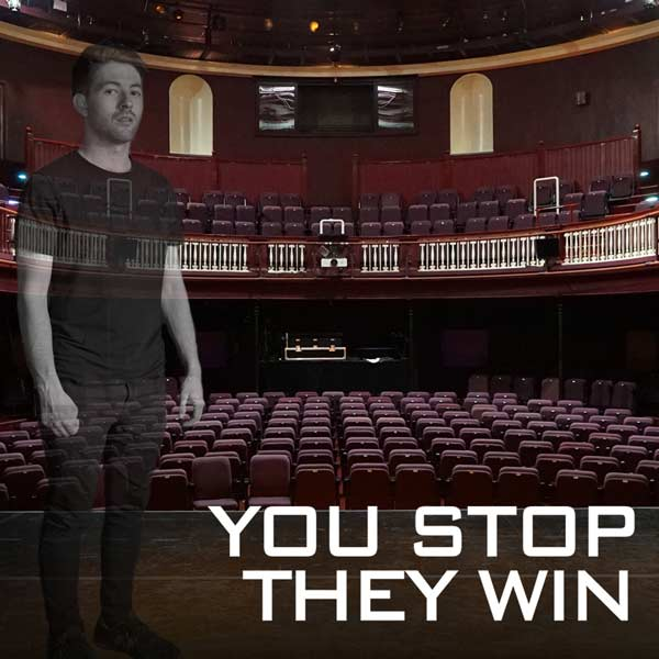 You Stop. They Win
