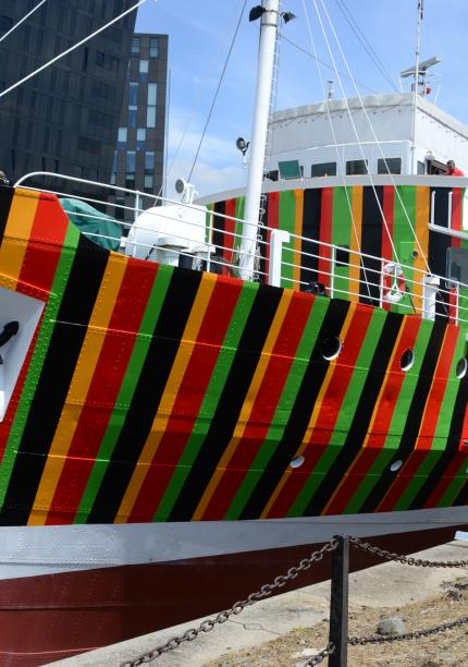 Dazzle Ship