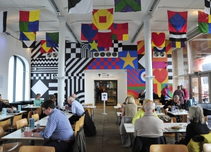 Tate Liverpool 'Dazzling' New Cafe