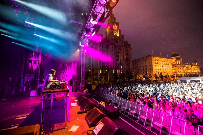 Music line-up makes waves for maritime festival