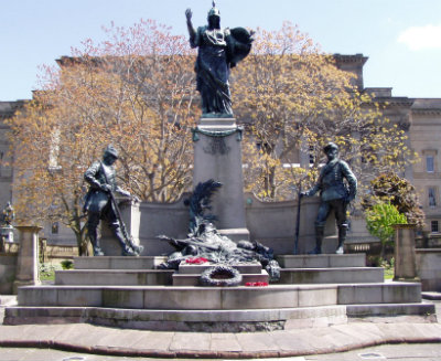 Liverpool_Kings_Regiment_Statue_Front for St Johns Garden not our image