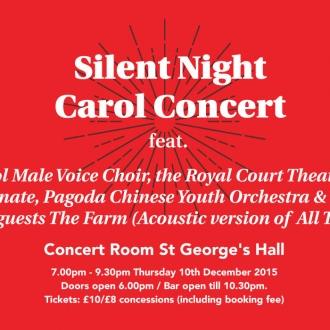 Poppies inspire special carol concert
