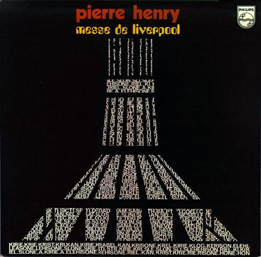 Messe de Liverpool by Pierre Henry