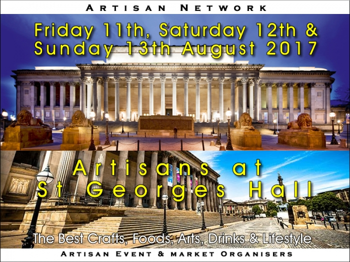 Artisans At St George's Hall