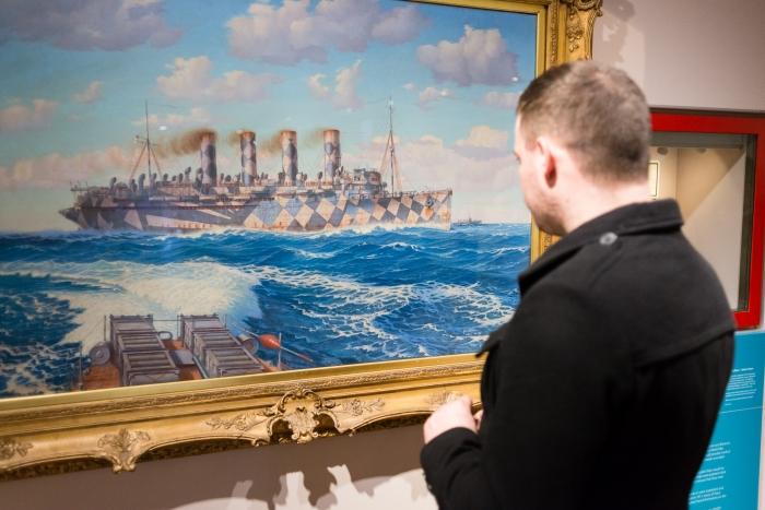 Lusitania: life, loss, legacy